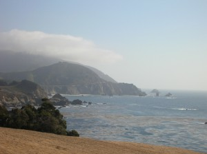 Big Sur coastline, 2006