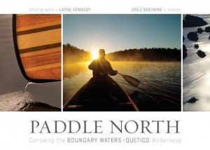 Paddle North cover