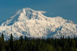 Mount Denali, photo by Timothy Whipley