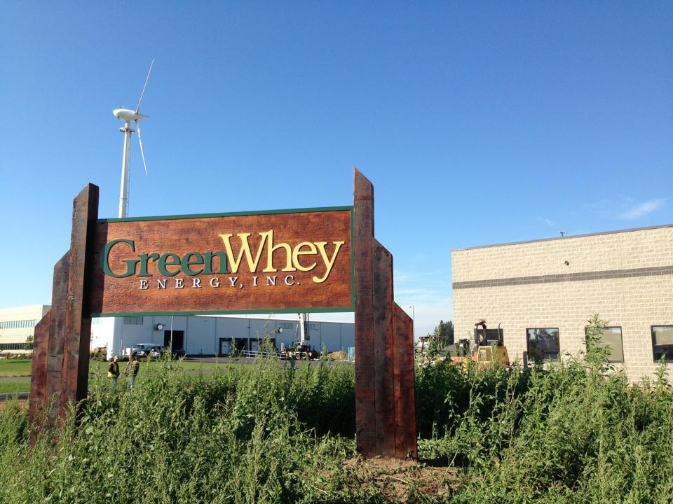 greenwhey-sign